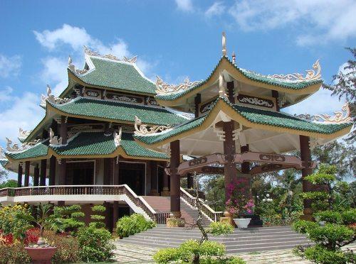 Khu lăng mộ cụ Nguyễn Đình Chiểu