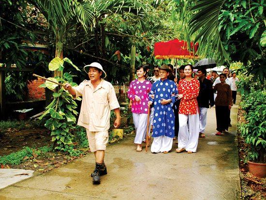 Tour làm địa chủ ở Mỹ Khánh