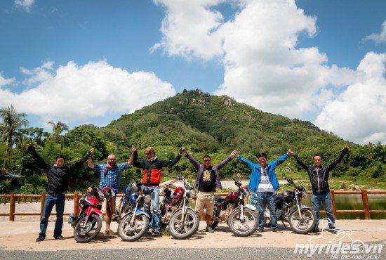 Tour xe gắn máy về miền tây