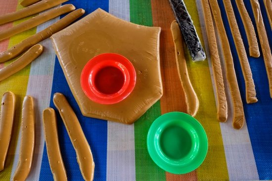 Tham quan cơ sở sản xuất kẹo dừa ở bến tre