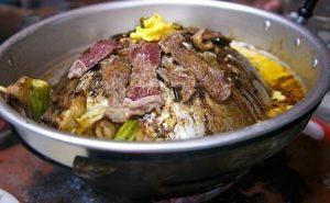 Món bò leo núi - Đặc sản Tân Châu An Giang