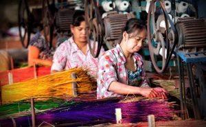 Làng nghề nổi tiếng ở Đồng Tháp-Làng chiếu Định Yên