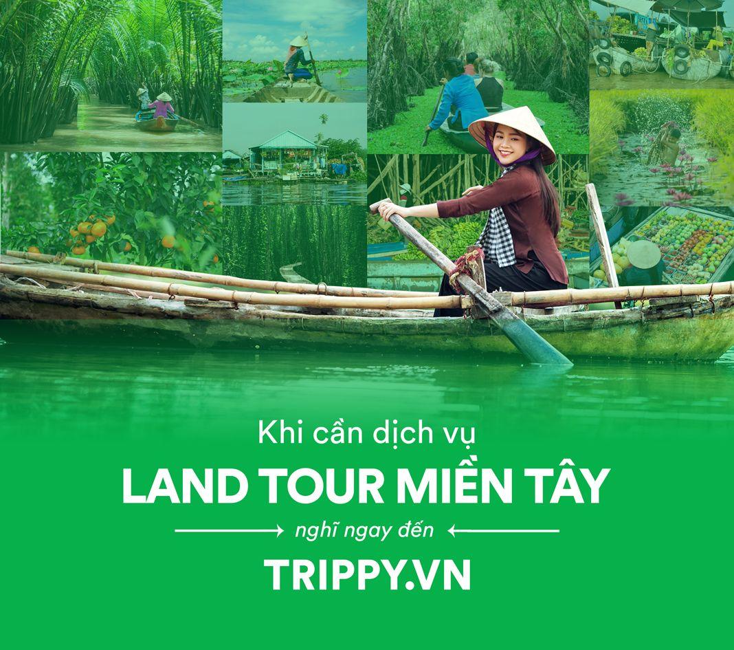 Land tour miền Tây Nam Bộ