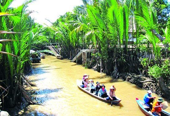 Khu du lịch An Khánh - điểm đến thu hút khi du lịch miền Tây vào mùa hè