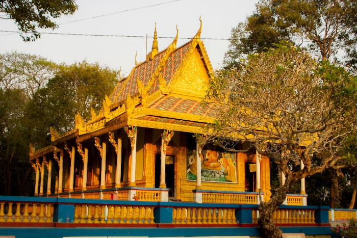 5 ngôi chùa Khmer độc đáo nhất miền Tây: chùa Dơi