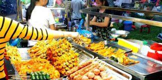 Ẩm thực chợ đêm Cần Thơ