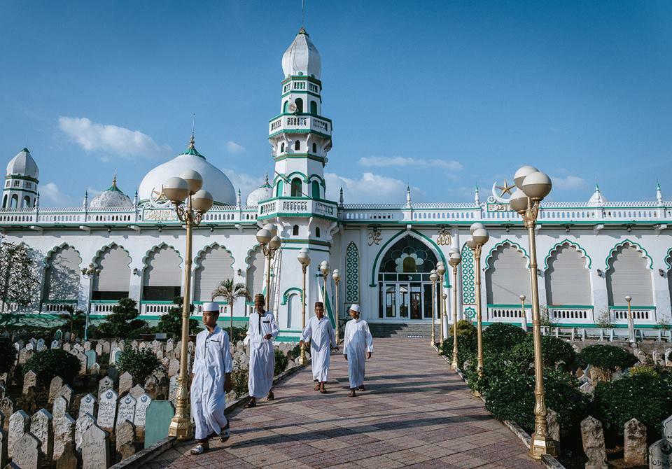 Thánh đường Hồi giáo ở Châu Phong - An Giang