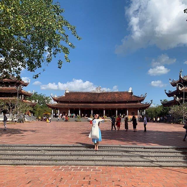 Thiền viện trúc lâm Phương Nam dia diem du lich can tho