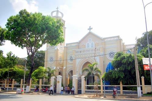Nhà thờ Chánh Tòa Tiền Giang