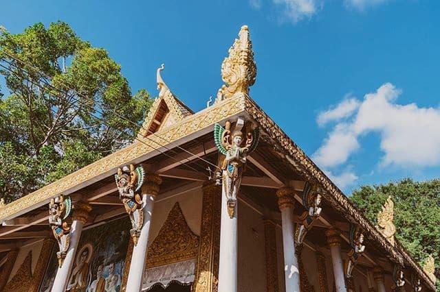 mái chùa dơi
