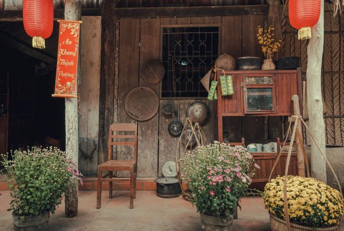 Ảnh đẹp phim trường Mekong Tiền Giang