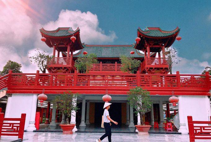 Chùa Lầu An Giang