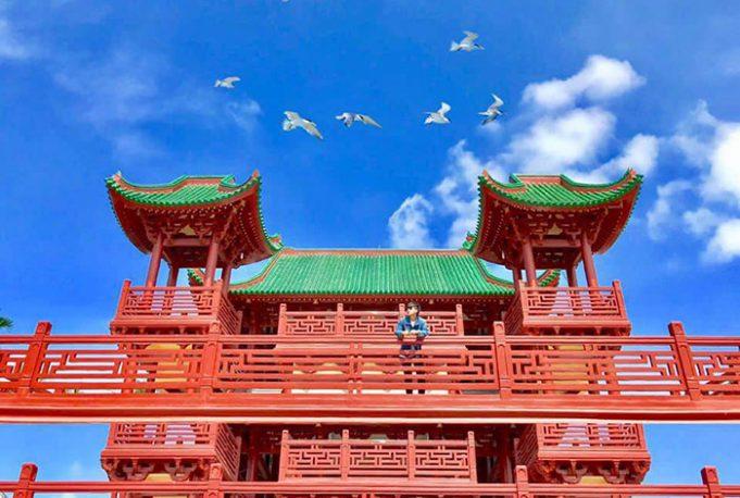 Tham quan Chùa Lầu ở An Giang