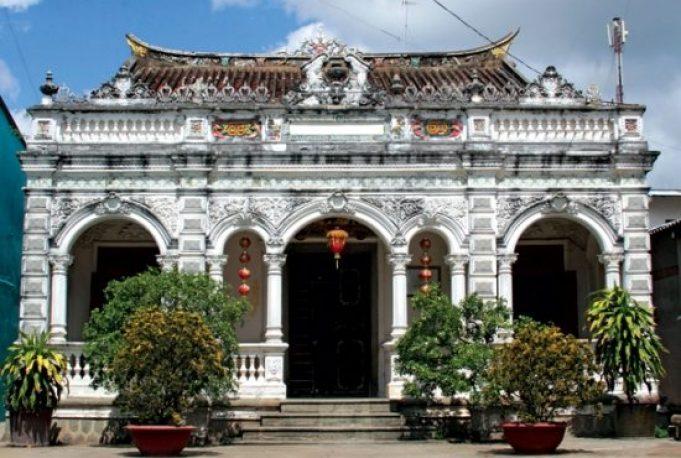 Nhà cổ Huỳnh Thủy Lê ở Sa Đéc
